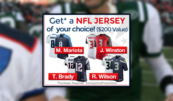 Get an NFL Jerseys – One Field (US)