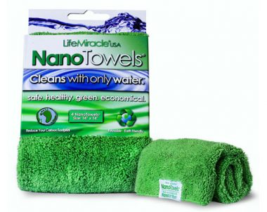 Nano Towels Coupon (US Only)