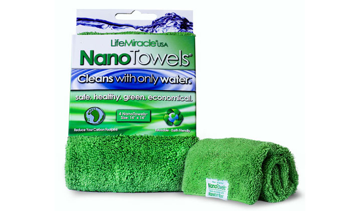 Nano Towels Coupon