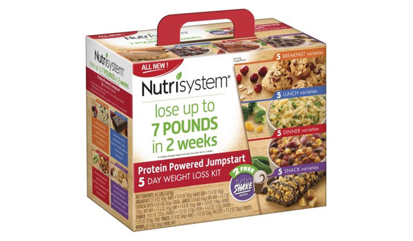 Nutrisystem Jumpstart Kit: You Can Lose Up to 7 Pounds in 2 Weeks