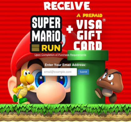 Super Mario Run – One Field