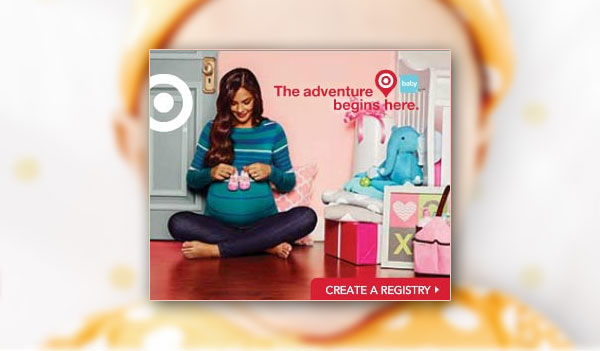 Target Baby Registry Coupon (US)