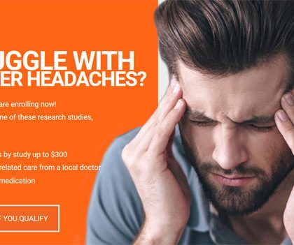 Treatment for Cluster Headaches (US)