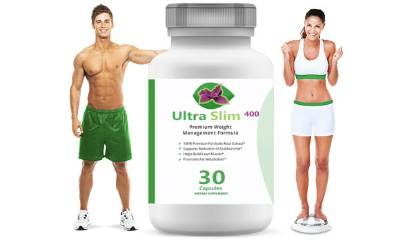 Buy UltraSlim 400 – The Hottest Weight Loss Solution (US)
