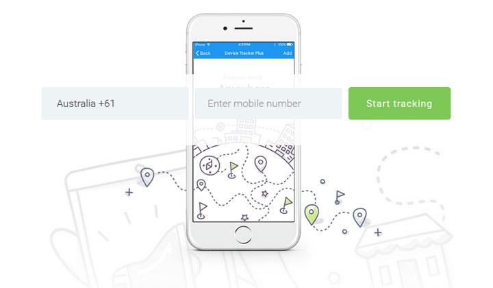 Device Tracker Plus App