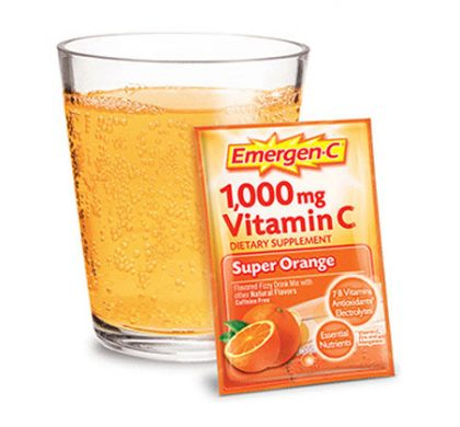 Emergen-C Free Sample (US Only)