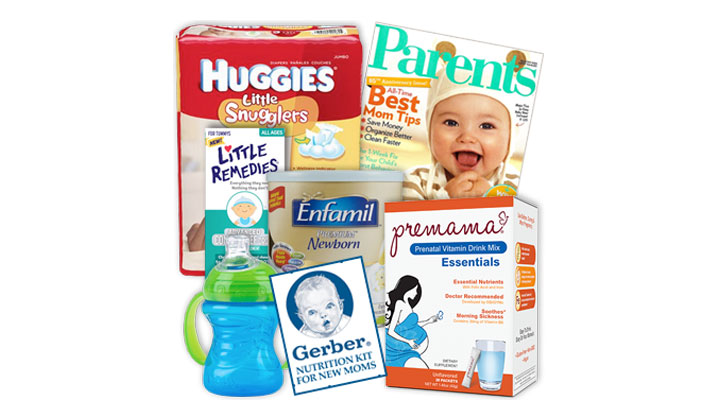 Free toddler freebies