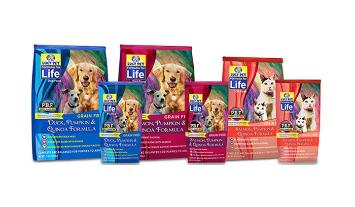 FREE Formulas for Life Samples from Lucy Pet Products (US & CA Only)
