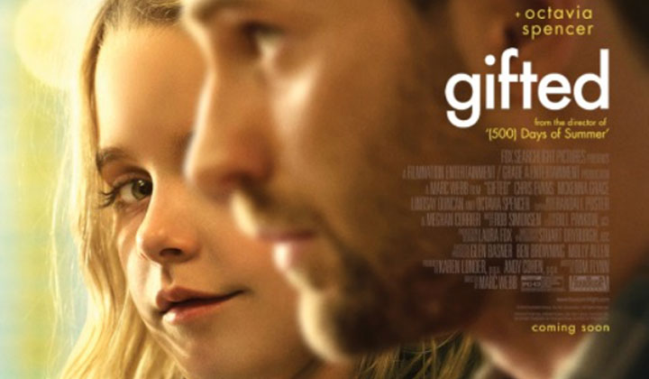FREE Gifted Movie Screening Tickets