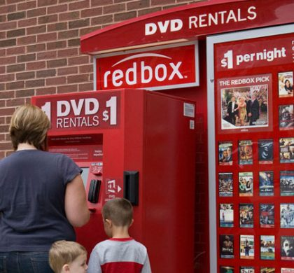 FREE Redbox DVD Rental (US Only)