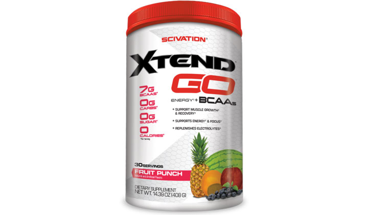 FREE Scivation XTend Go Sample (US Only)