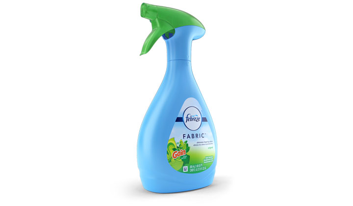 Febreze Coupons: Free Febreze Gain Fabric Refresher (US Only)