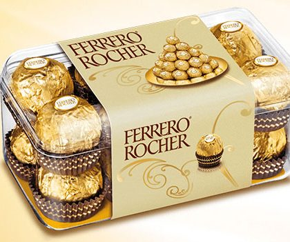 Ferrero Rocher Chocolate Giveaway (US Only)