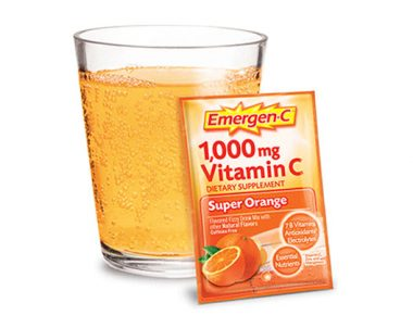 FREE Emergen-C Sample Pack (US Only)
