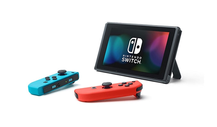Get a Nintendo Switch – One Field (US Only)