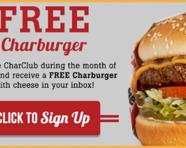 Habit Burger Coupons for Free Charburger with Cheese (US)