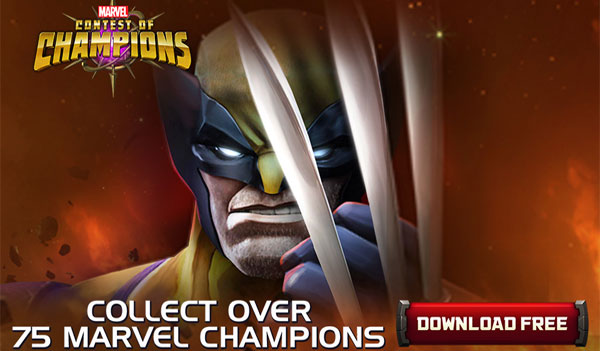 Marvel iOS App
