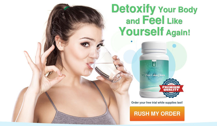 Pure Colon Detox Free Trial