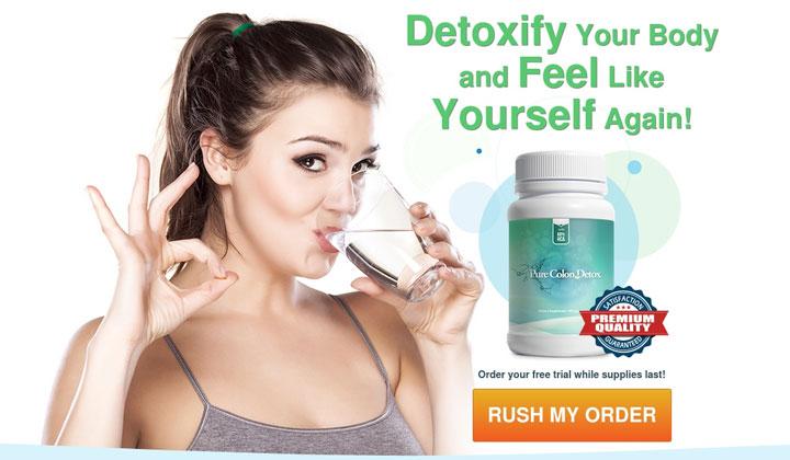 Pure Colon Detox Free Trial (US, UK, CA, AU & NZ Only)