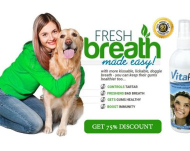 VitaPet Spray – Pet Dental Hygiene Product (75% Discount!)