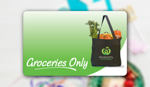 $2000 Woolworths Shopping Vouchers – OZ Offers (AU only)