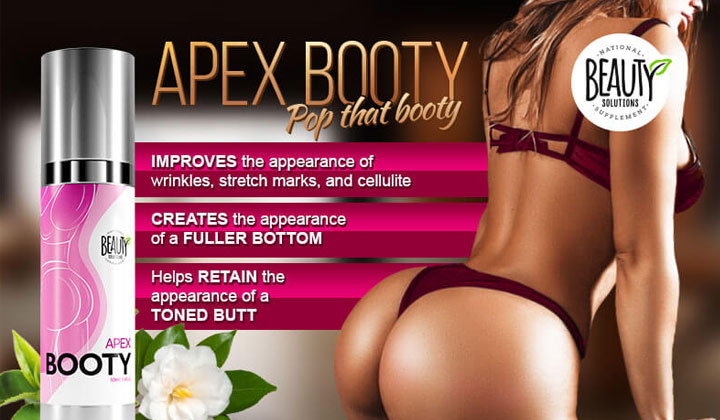 Apex Booty Coupon: Curve Butt Enhancement Cream (US & CA Only)