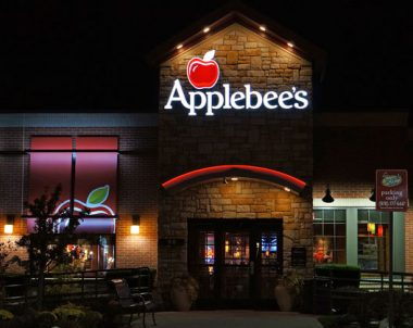 Dinner For 2 At Applebee's Giveaway (US Only)