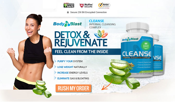 BodyBlast Cleanse Free Trial: Detoxify and Lose All The Extra Weight (US & CA Only)