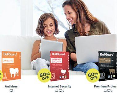 BullGuard Antivirus – 60% OFF
