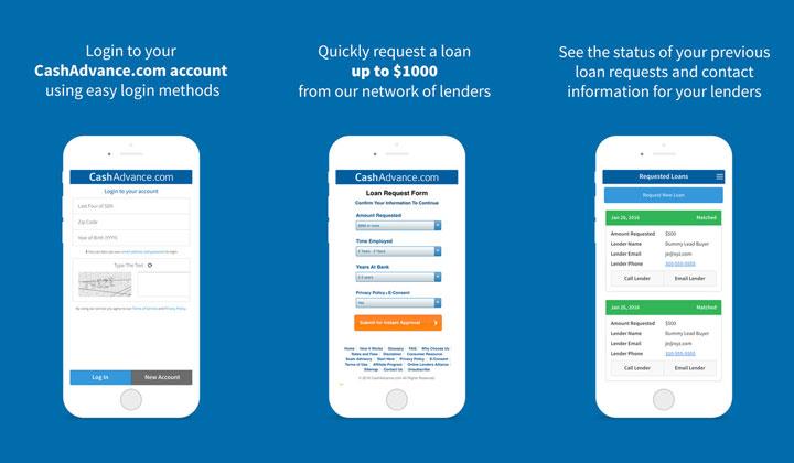 Cash Advance App