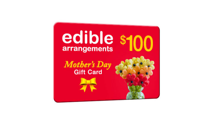 Get $100 in Edible Arrangements Gift Cards for Mother's Day – One Field (US Only)