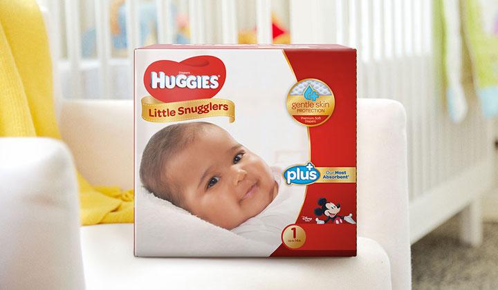 FREE Baby Diaper Samples