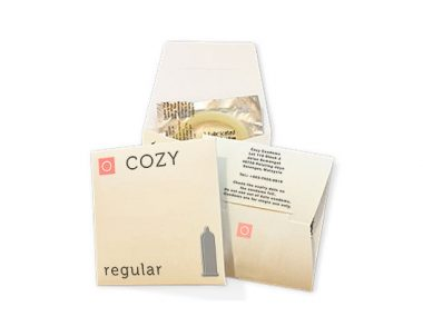 FREE Cozy Condoms (US & CA Only)