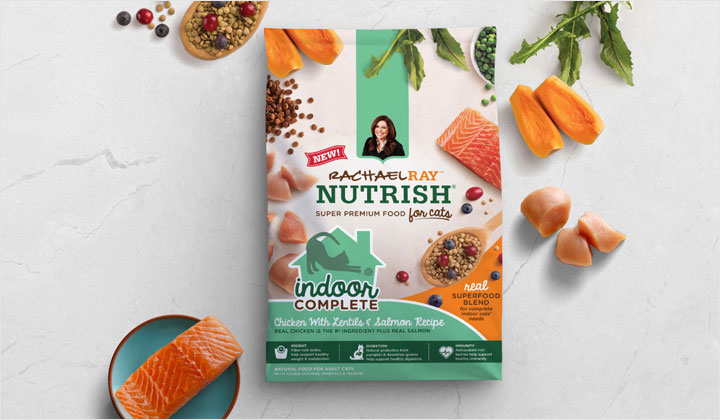 FREE Rachael Ray Nutrish Cat Food Sample (US Only)