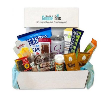 FREE Goodie Box (US Only)