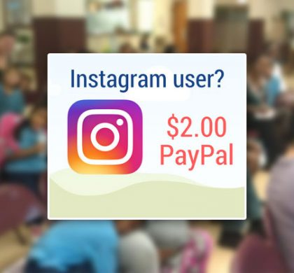 GET $2 From Instagram Parents Community (US Only)