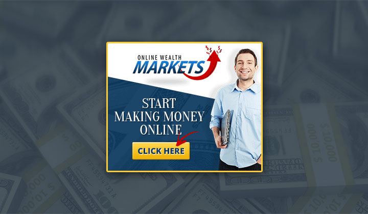 Online Wealth Markets – Arabic Funnel – Sale