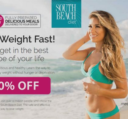 South Beach Diet – 40% OFF (US Only)