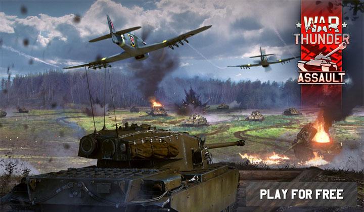 War Thunder Game – DOI (UK Only)