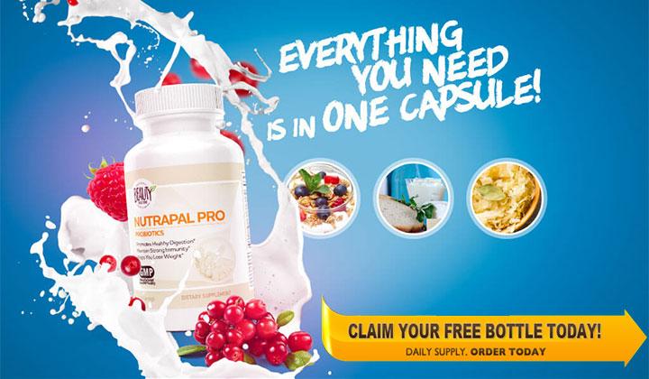 Apex NutraPal Probiotics