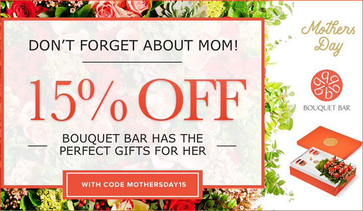 Bouquet Bar – Mother's Day Gift Box (US Only)