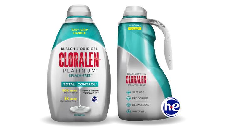 Cloralen Platinum Splash Free Bleach Liquid Gel (US Only)