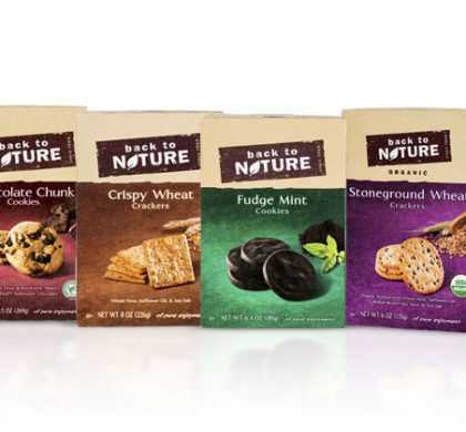 FREE Back to Nature Cookies or Crackers (US Only)