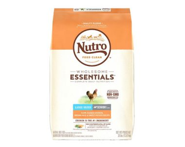 FREE Bag of Nutro Dry Dog Food at PetSmart (US Only)