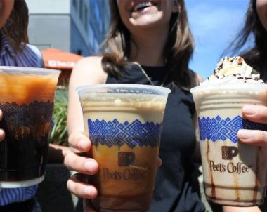 FREE Beverage at Peet's Coffee on Friday (US Only)