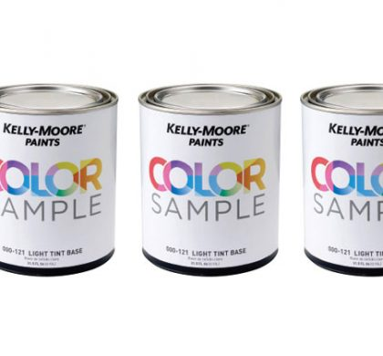 FREE Color Sample Quart (US Only)