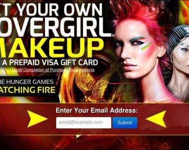 FREE CoverGirl Samples (US Only)