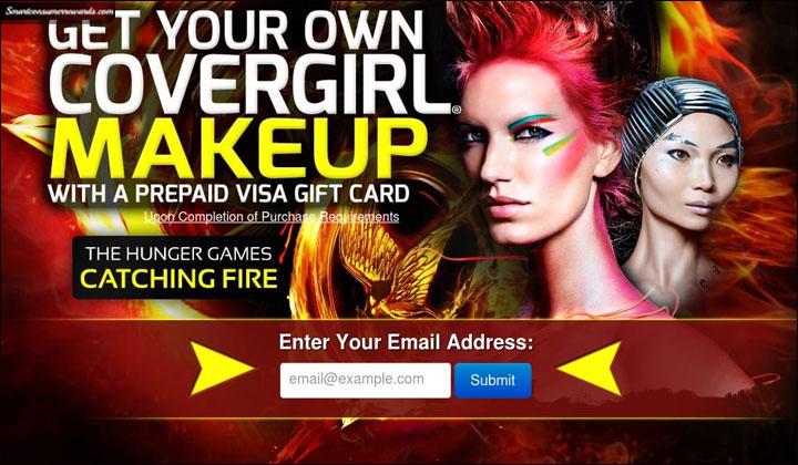 FREE CoverGirl Samples
