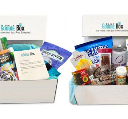 FREE Goodie Box