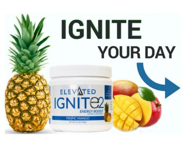 FREE Ignite Energy Boost Sample (US, UK & CA Only)